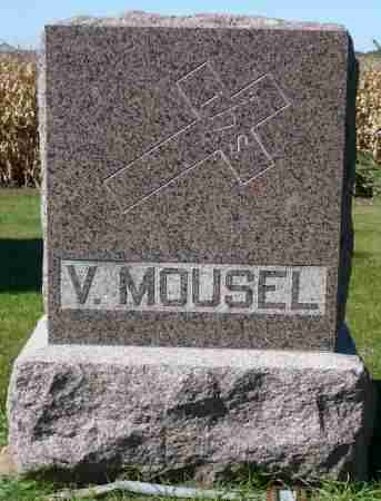 MOUSEL, FAMILY MARKER - Minnehaha County, South Dakota | FAMILY MARKER MOUSEL - South Dakota Gravestone Photos
