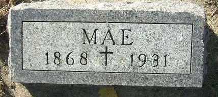 MULLEN, MAE - Minnehaha County, South Dakota | MAE MULLEN - South Dakota Gravestone Photos