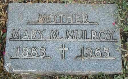 MULROY, MARY M. - Minnehaha County, South Dakota   MARY M. MULROY - South Dakota Gravestone Photos