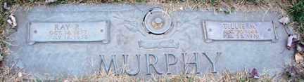MURPHY, TILLIE M. - Minnehaha County, South Dakota | TILLIE M. MURPHY - South Dakota Gravestone Photos