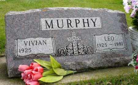 MURPHY, VIVIAN - Minnehaha County, South Dakota | VIVIAN MURPHY - South Dakota Gravestone Photos