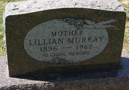 MURRAY, LILLIAN - Minnehaha County, South Dakota   LILLIAN MURRAY - South Dakota Gravestone Photos