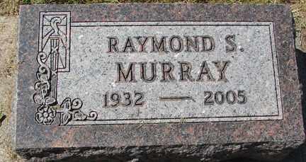 MURRAY, RAYMOND S. - Minnehaha County, South Dakota   RAYMOND S. MURRAY - South Dakota Gravestone Photos