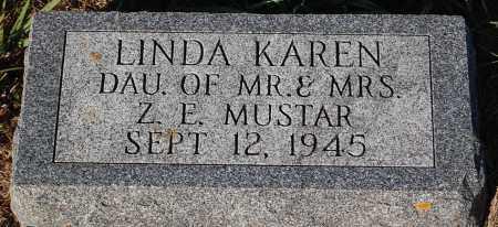 MUSTAR, LINDA KAREN - Minnehaha County, South Dakota | LINDA KAREN MUSTAR - South Dakota Gravestone Photos