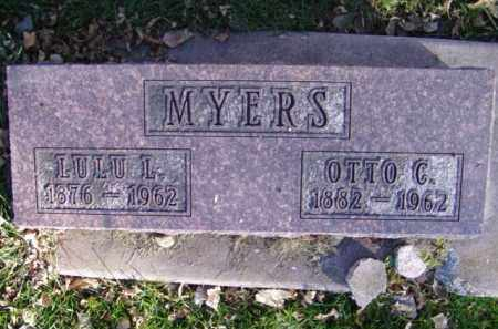 MYERS, OTTO C. - Minnehaha County, South Dakota | OTTO C. MYERS - South Dakota Gravestone Photos