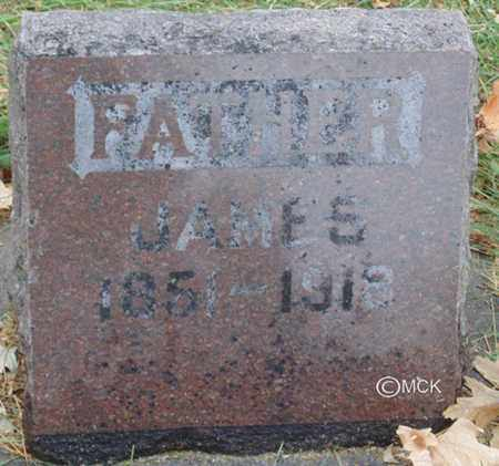 NEBBERGALL, JAMES - Minnehaha County, South Dakota | JAMES NEBBERGALL - South Dakota Gravestone Photos
