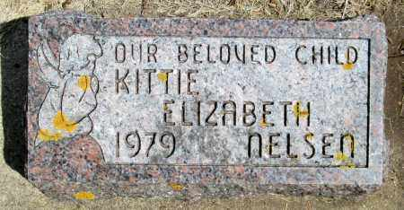 NELSEN, KITTIE ELIZABETH - Minnehaha County, South Dakota | KITTIE ELIZABETH NELSEN - South Dakota Gravestone Photos