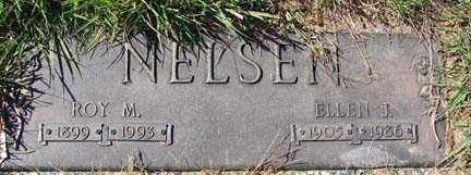 NELSEN, ELLEN J. - Minnehaha County, South Dakota | ELLEN J. NELSEN - South Dakota Gravestone Photos