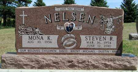 NELSEN, MONA - Minnehaha County, South Dakota | MONA NELSEN - South Dakota Gravestone Photos