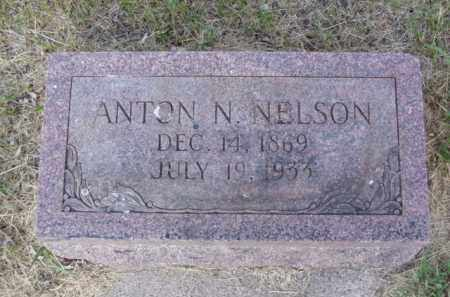 NELSON, ANTON NICKOLAI - Minnehaha County, South Dakota | ANTON NICKOLAI NELSON - South Dakota Gravestone Photos