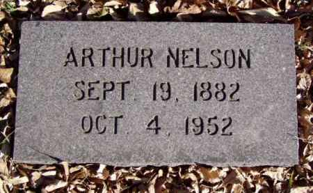NELSON, ARTHUR - Minnehaha County, South Dakota | ARTHUR NELSON - South Dakota Gravestone Photos