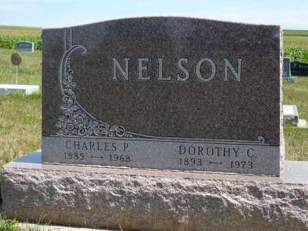 NELSON, CHARLES P. - Minnehaha County, South Dakota | CHARLES P. NELSON - South Dakota Gravestone Photos