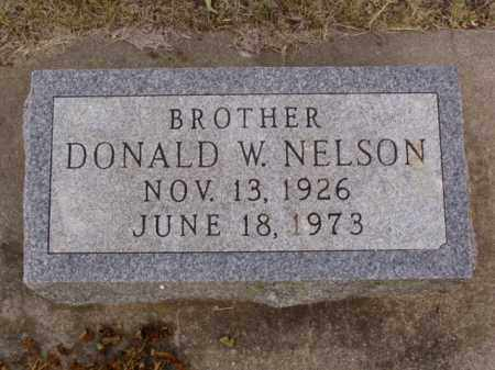 NELSON, DONALD WAYNE - Minnehaha County, South Dakota | DONALD WAYNE NELSON - South Dakota Gravestone Photos