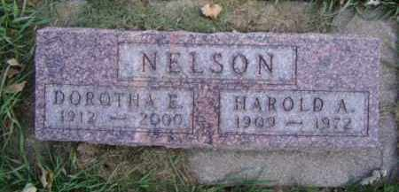 NELSON, HAROLD A. - Minnehaha County, South Dakota | HAROLD A. NELSON - South Dakota Gravestone Photos