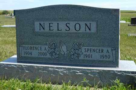 NELSON, FLORENCE A. - Minnehaha County, South Dakota | FLORENCE A. NELSON - South Dakota Gravestone Photos