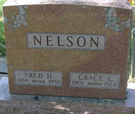 NELSON, GRACE L. - Minnehaha County, South Dakota | GRACE L. NELSON - South Dakota Gravestone Photos