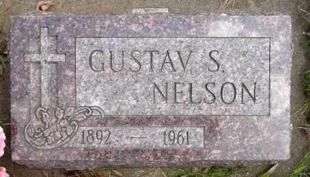 NELSON, GUSTAV S. - Minnehaha County, South Dakota | GUSTAV S. NELSON - South Dakota Gravestone Photos