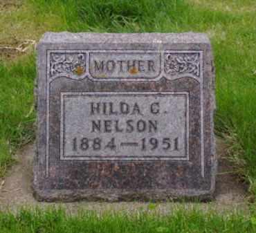 NELSON, HILDA CONSTANCE - Minnehaha County, South Dakota | HILDA CONSTANCE NELSON - South Dakota Gravestone Photos