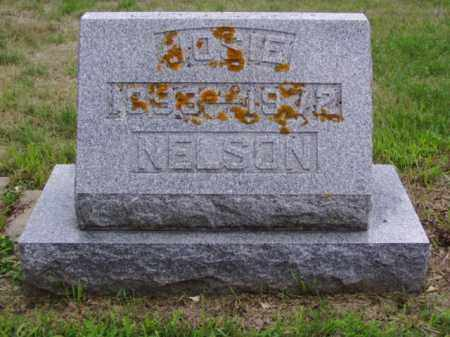 NELSON, JOSIE - Minnehaha County, South Dakota   JOSIE NELSON - South Dakota Gravestone Photos