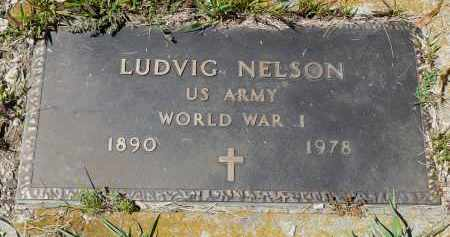 NELSON, LUDVIG (WWI) - Minnehaha County, South Dakota | LUDVIG (WWI) NELSON - South Dakota Gravestone Photos