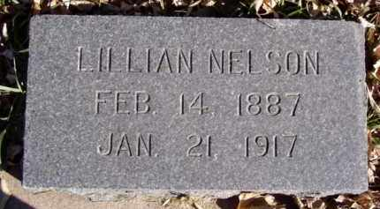 NELSON, LILLIAN - Minnehaha County, South Dakota | LILLIAN NELSON - South Dakota Gravestone Photos