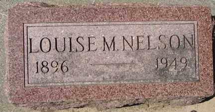 NELSON, LOUISE M. - Minnehaha County, South Dakota | LOUISE M. NELSON - South Dakota Gravestone Photos