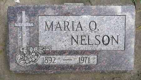 NELSON, MARIA O. - Minnehaha County, South Dakota | MARIA O. NELSON - South Dakota Gravestone Photos