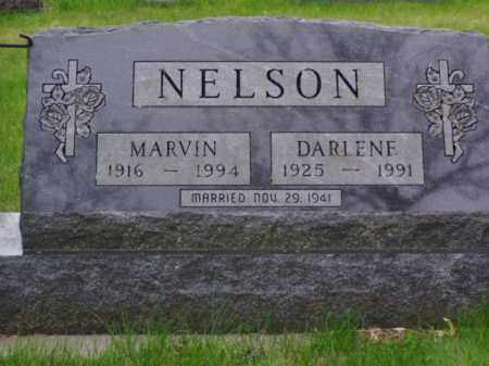 NELSON, MARVIN - Minnehaha County, South Dakota | MARVIN NELSON - South Dakota Gravestone Photos