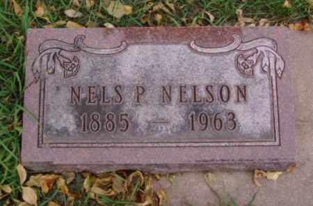 NELSON, NELS P. - Minnehaha County, South Dakota | NELS P. NELSON - South Dakota Gravestone Photos