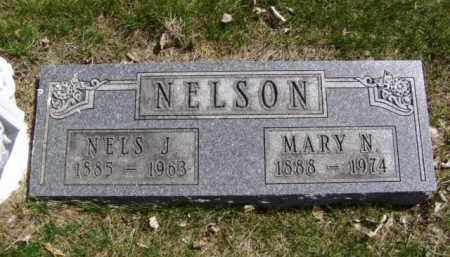 NELSON, MARY N. - Minnehaha County, South Dakota | MARY N. NELSON - South Dakota Gravestone Photos