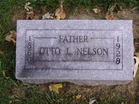NELSON, OTTO L. - Minnehaha County, South Dakota | OTTO L. NELSON - South Dakota Gravestone Photos