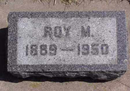 NELSON, ROY M. - Minnehaha County, South Dakota | ROY M. NELSON - South Dakota Gravestone Photos