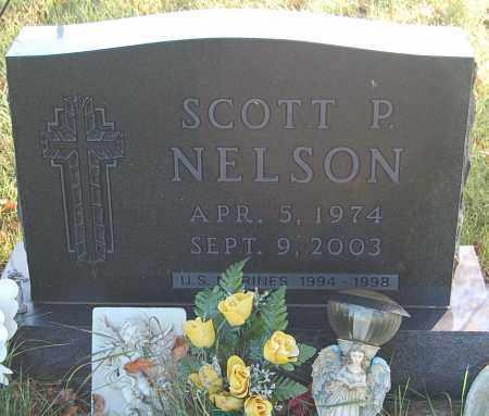 NELSON, SCOTT P. - Minnehaha County, South Dakota | SCOTT P. NELSON - South Dakota Gravestone Photos