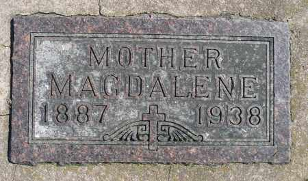 NEMMERS, MAGDALENE - Minnehaha County, South Dakota | MAGDALENE NEMMERS - South Dakota Gravestone Photos
