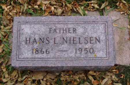 NIELSEN, HANS  L. - Minnehaha County, South Dakota | HANS  L. NIELSEN - South Dakota Gravestone Photos