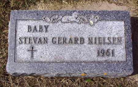NIELSEN, STEVAN GERARD - Minnehaha County, South Dakota | STEVAN GERARD NIELSEN - South Dakota Gravestone Photos