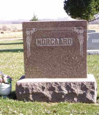 NORGAARD, CARRIE - Minnehaha County, South Dakota | CARRIE NORGAARD - South Dakota Gravestone Photos