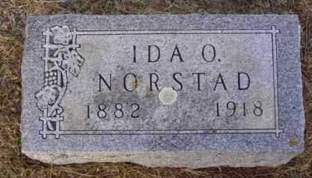 THOMPSON NORSTAD, IDA O. - Minnehaha County, South Dakota | IDA O. THOMPSON NORSTAD - South Dakota Gravestone Photos