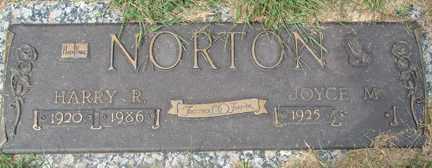NORTON, JOYCE M. - Minnehaha County, South Dakota | JOYCE M. NORTON - South Dakota Gravestone Photos