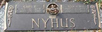 NYHUS, VIOLA M. - Minnehaha County, South Dakota | VIOLA M. NYHUS - South Dakota Gravestone Photos