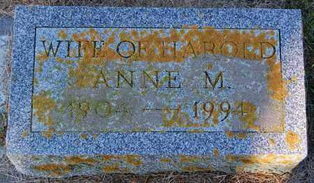OAKS, ANNE M. - Minnehaha County, South Dakota | ANNE M. OAKS - South Dakota Gravestone Photos
