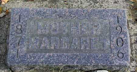 OAKS, MARGARET - Minnehaha County, South Dakota   MARGARET OAKS - South Dakota Gravestone Photos