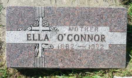 O'CONNOR, ELLA - Minnehaha County, South Dakota | ELLA O'CONNOR - South Dakota Gravestone Photos