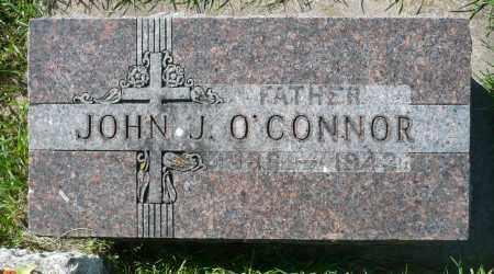 O'CONNOR, JOHN J. - Minnehaha County, South Dakota   JOHN J. O'CONNOR - South Dakota Gravestone Photos