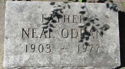 ODEAN, NEAL - Minnehaha County, South Dakota   NEAL ODEAN - South Dakota Gravestone Photos