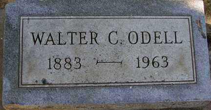 ODELL, WALTER C. - Minnehaha County, South Dakota | WALTER C. ODELL - South Dakota Gravestone Photos