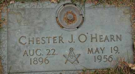 O'HEARN, CHESTER J. - Minnehaha County, South Dakota | CHESTER J. O'HEARN - South Dakota Gravestone Photos