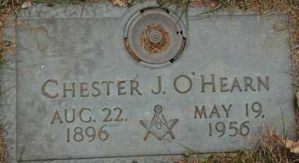 O'HEARN, CHESTER J. - Minnehaha County, South Dakota   CHESTER J. O'HEARN - South Dakota Gravestone Photos