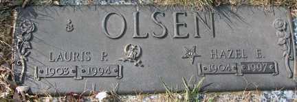 OLSEN, LAURIS P. - Minnehaha County, South Dakota | LAURIS P. OLSEN - South Dakota Gravestone Photos