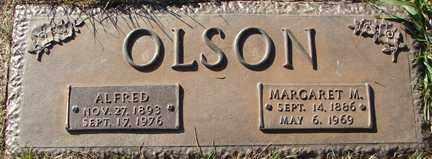 OLSON, MARGARET M. - Minnehaha County, South Dakota | MARGARET M. OLSON - South Dakota Gravestone Photos